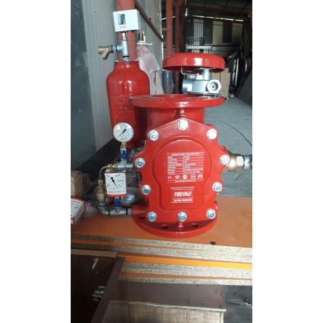 ACS apa-apa DN100 cu echipare completa conform EN 12259-2