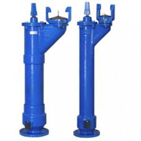 Hidrant subteran DN100 PN16 RD1000 JAFAR POLONIA omologat IGSU