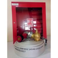 Cutie hidrant interior CH93-GOLD echipata complet conform SR EN 671-2 autorizata de IGSU