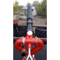 Tun fix apa si spuma pentru incendii TAS/TFAS3000