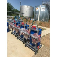 Unitate mobila cu spuma 220 litri