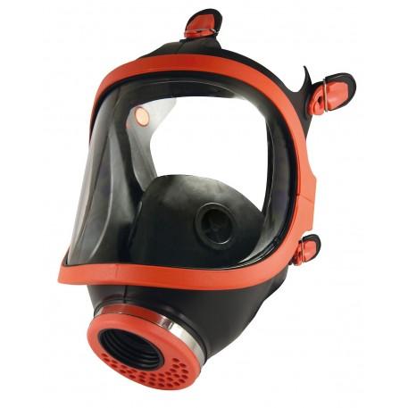 Masca de gaze cu vizor panoramic EN136 protectie risc biologic crescut