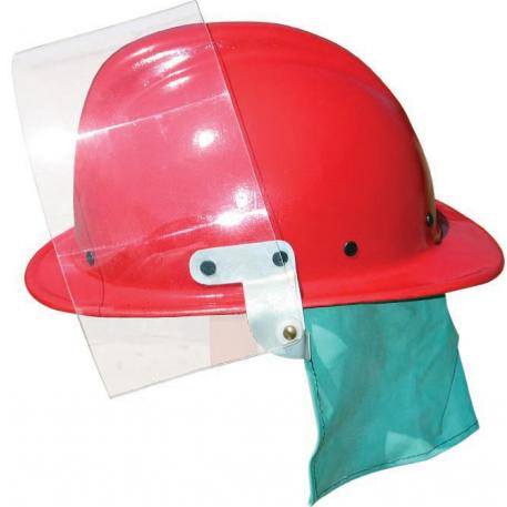 Casca pompieri tip Flacara Rosting
