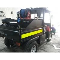 UTV pompieri 4x4 cu apa si spuma FAS ULTRA RO1200