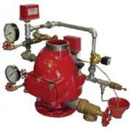 Aparat de control si semnalizare sprinklere APA -AER DN100