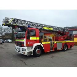 Autoscara pompieri 30H MAN 18.284F 2003