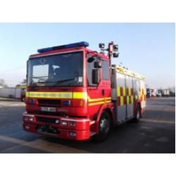Autospeciala pompieri Dennis reconditionata 5000L