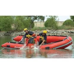 Barca de salvare pentru pompieri FRB420 RESCUE DEFENDER