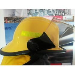 Casca pompieri cu vizor si guler Nomex EN443 USA