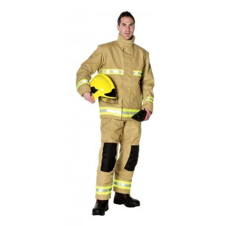 Costum pompieri Nomex PBI Gold Bristol EN 469