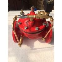 Electrovane hidranti DN150