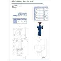 Hidranti pentru irigatii DN100