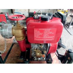 Motopompa portabila pompieri EN 14466 tip PSI ZG1000