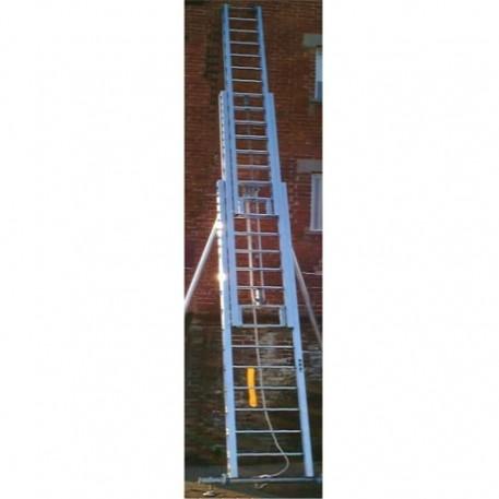 Scara pompieri cu 3 tronsoane 13.5 m EN1147