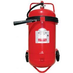 Stingator P100 presurizat permanent cu pulbere 100kg